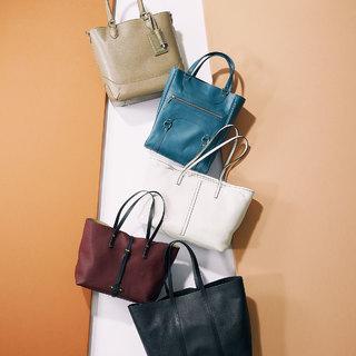 【たっぷりB4派】サイズ重視!働くアラフォーのためのバッグ