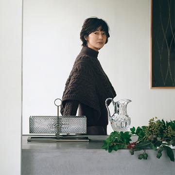 愛すべきエルメスのホームコレクションで優雅な日常を【富岡佳子「エルメスの新名品」】