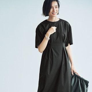 今すぐ着たい軽やか素材と秋を感じさせる色でスタイルをアップデート!洗練トップス&ワンピース