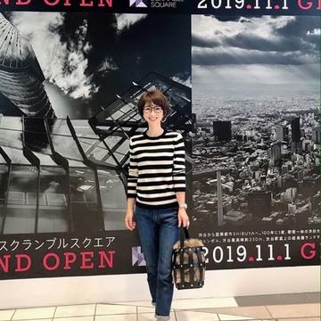 渋谷スクランブル・スクエアへ