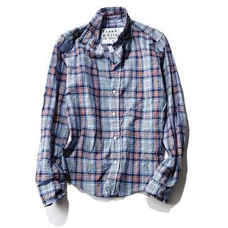 ■素敵に着るのが意外とむずかしいカジュアルアイテム③【チェックシャツ】