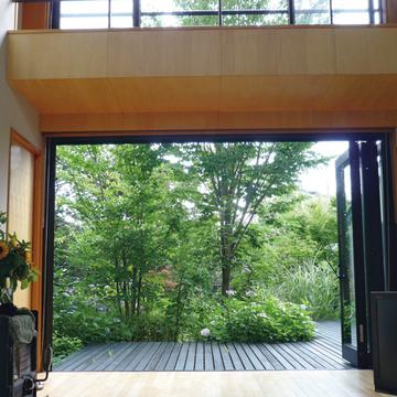 【東京ではないところに住む】東京と山梨のUターン二拠点暮らしをスタートした建築家・標 由理さん