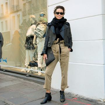 パリでは安定感のある「ショートブーツ」が今年の旬バランス! 五選