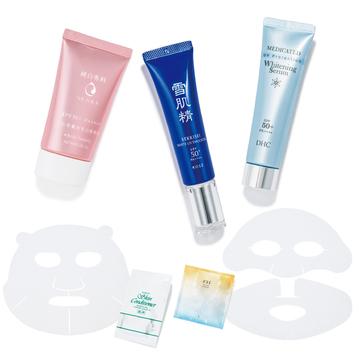 夏の保湿ケア★ 朝用乳液&名品マスクで肌の明るさが断然変わる!