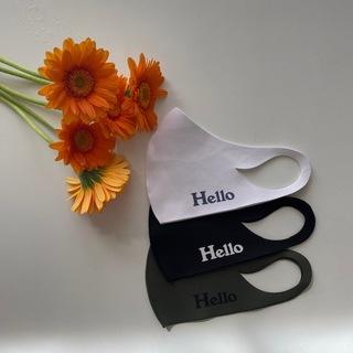 元気が出る『Hello』マスク