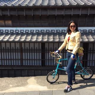 はじめての伊勢神宮はサイクリングで20km!