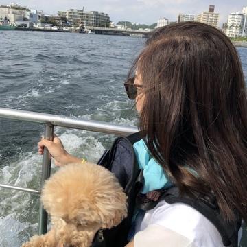 アレンジTで愛犬を連れて江ノ島デート♪_1_5-2