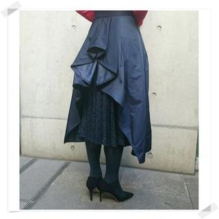 出過ぎず、存在感のある佇まい 大人の為のスカートブランド SHE Tokyoに心奪われてます♡