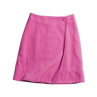 アラフォーでも着たい! 春の本命カラー、ピンクのスカート