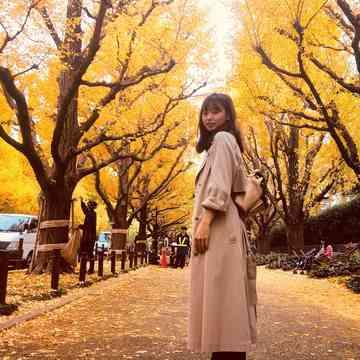 秋は紅葉デートで朝活