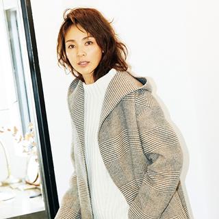 <着るたびに好きになる HUMAN WOMANの一枚>コートと過ごす冬