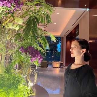 パレスホテル東京で期間限定「秋スイーツ」レポ