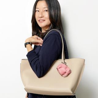 藤田結子さんのバッグの中身はこれ!