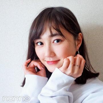 ノンノモデル鈴木友菜の偏愛アクセって?