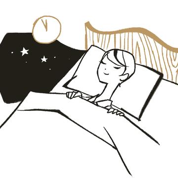 1.22時には寝て、朝は早起き、が幸せホルモンを分泌