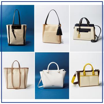 新社会人が5月に買うバッグ、おすすめ6選★ 中まで見せます!