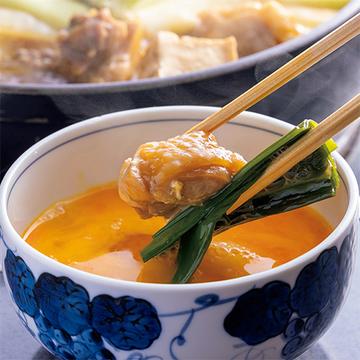 肉と野菜のうま味がたっぷり!八起庵の「京の鶏すき焼き」【一流店の美味をお取り寄せ〈京都編〉】
