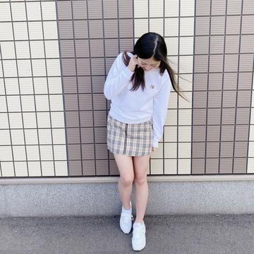 【春コーデ】スニーカー女子♡_1_4