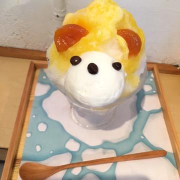 夏に食べたい!くまさんかき氷