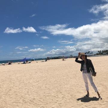 久しぶりにハワイへ♪