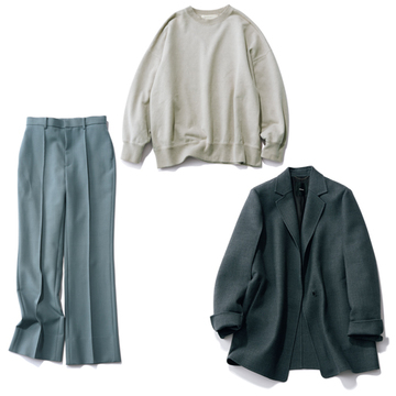 【夏から秋への着回し】手持ちの夏服に合う!買い足し3アイテムでつくる有能ワードローブ