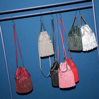 ステディブランドの新作バッグが続々登場! J&M デヴィッドソンは、進化する!