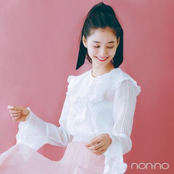 """【新木優子のPRETTY in Pink vol.2】クラシカルな""""おすましピンク"""""""