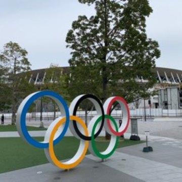 東京オリンピック開幕!!