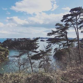 眺めの素晴らしいお食事処@日本三景 松島