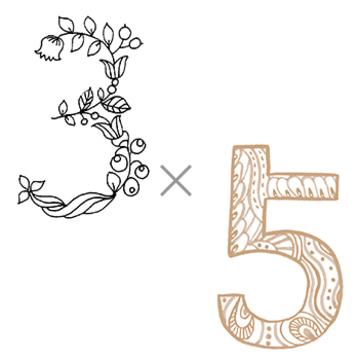 3×5 (自由を満喫する年)
