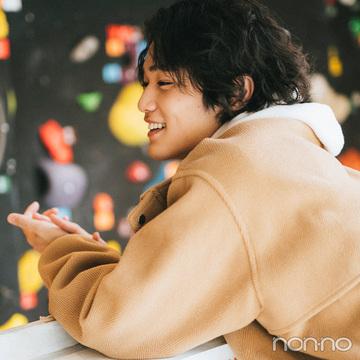 中川大輔とのデートはちょっぴりアクティブにボルダリングへ【連載「今月の彼氏」ウェブ限定版】