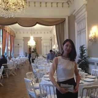 南仏のフォーマルパーティーに出席してきました!