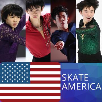 友野一希ら登場! 第1戦「スケートアメリカ」2019-2020の見どころ&結果をチェック!【フィギュアスケート男子】