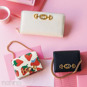 かしこ可愛いSLG★グッチのミニ財布【20歳からの名品】