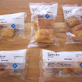 食べながら体脂肪減!無印良品の『糖質10g以下のパン』