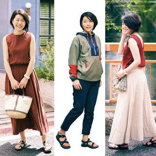 イベントごとにいろいろなスタイルを楽しみたい!【美女組ファッションSNAP】