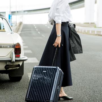 リモワで大人の旅スタイルを格上げ!世界のセレブに愛される旅の名品