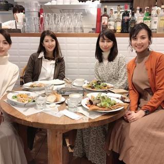 美女組の先輩とランチ_1_2-1