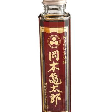 濃厚でおいしい 岡本亀太郎本店の「純米仕込本味醂岡本亀太郎」