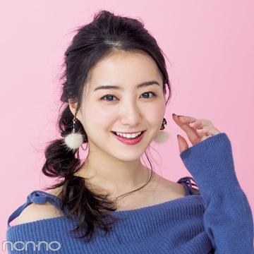 ミディアムからOK★簡単なのに女子会でモテちゃうヘアアレンジはコレ!