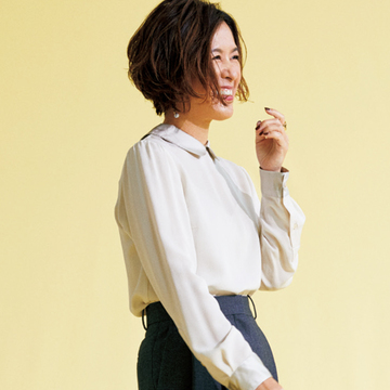 <フェミニントップス編>すぐに使える冬のスタイリング作戦【大草直子さんの最新ファッション戦略】