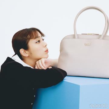 アニエスベーの新作バッグは、大容量でおしゃれなアイテムが豊作!【憧れブランドの新生活バッグ】