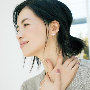 <松本千登世さんの自愛論>毎日や人生にときめく自分でいられるようにスキンケア&ボディケアを