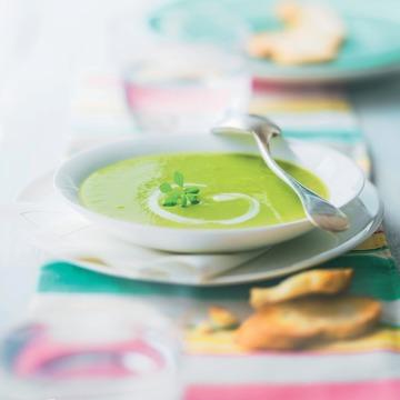 ひんやり、おしゃれな冷製スープを家で気軽に『ピカール』