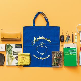 世界を旅する人気料理研究家のお勉強&ケアグッズ【働くアラフォーのバッグの中身】
