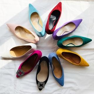新しい季節を「新しい靴」で歩き出そう♪【マリソル美女組ブログPICK UP】