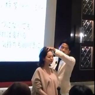 小田切ヒロさんの「すっきり小顔セミナー」を動画でお届け!