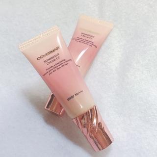 1本で大人の肌にきちんと感と明るさを。カバーマークの新CCでつくる桜色の幸せ肌【マーヴェラス原田の40代本気美容 #233】