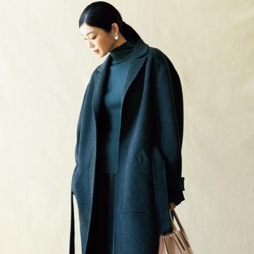50代が買うべき「冬コート」