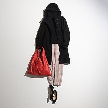 村山佳世子さん提案!コートの着映えコーデ